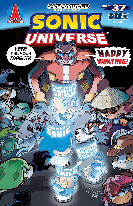 Sonic Universe 037 (April 2012)