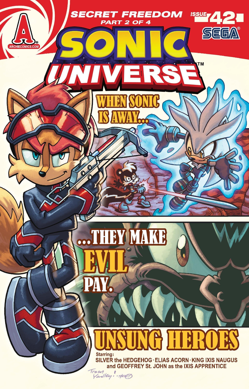 Sonic Universe 042 (September 2012)