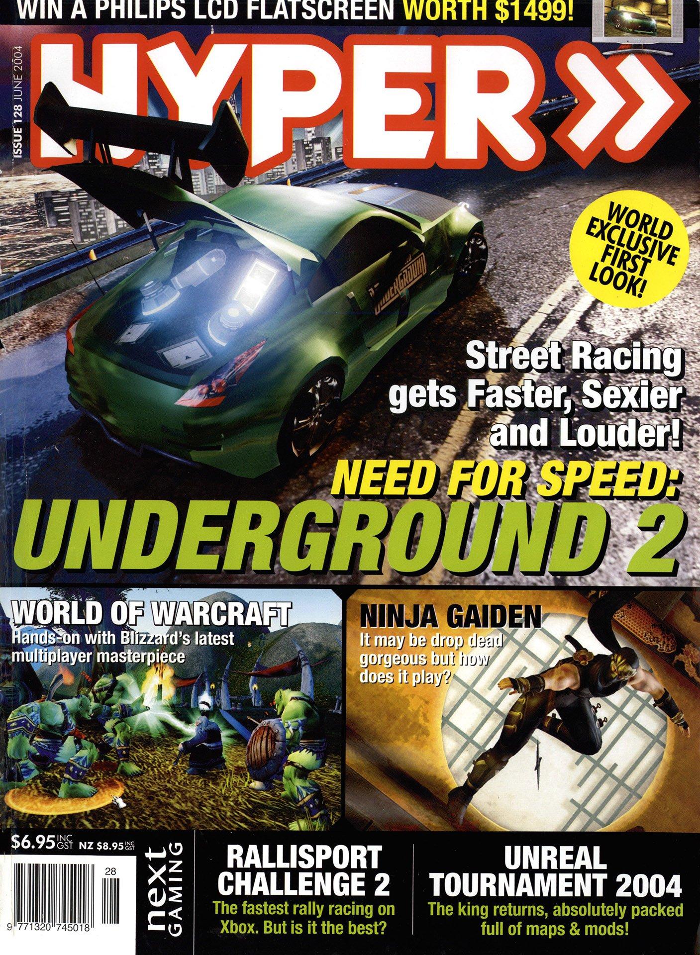 Hyper 128 (June 2004)