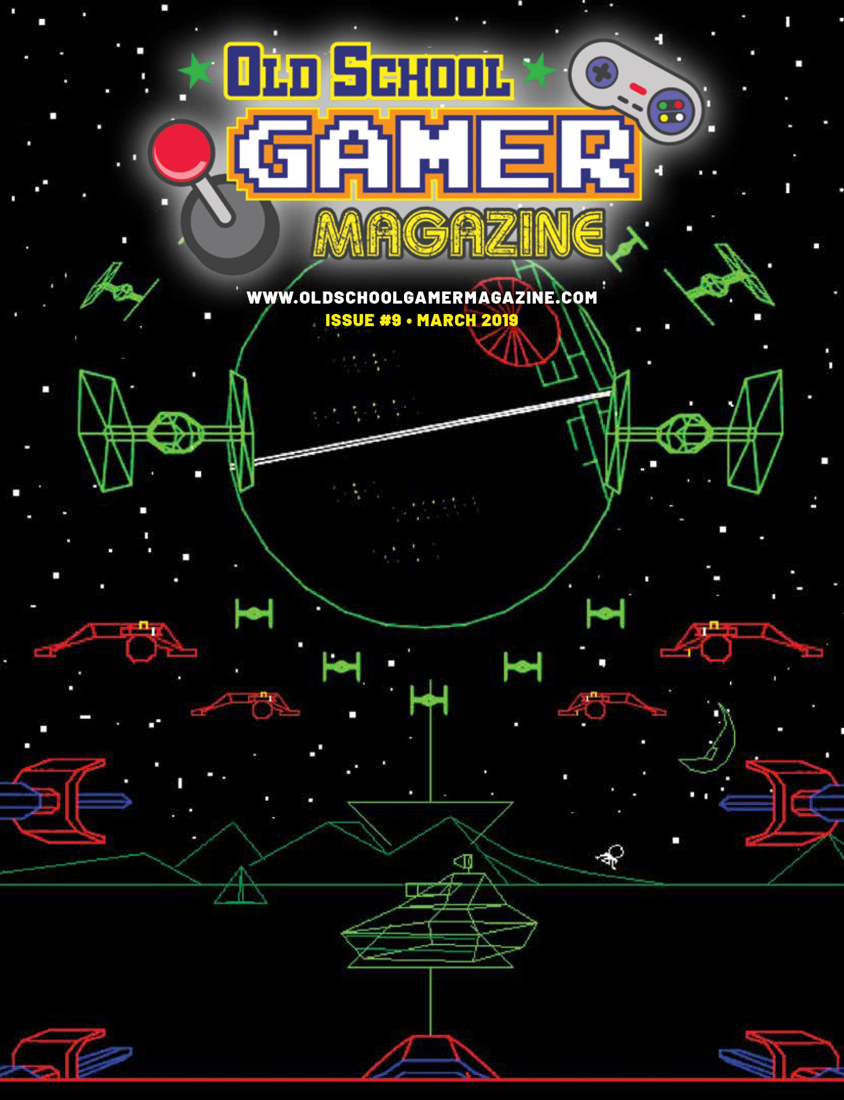 Old School Gamer Magazine Issue 09 March 2019