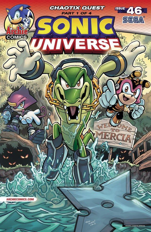 Sonic Universe 046 (January 2013)
