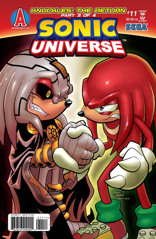 Sonic Universe 011 (February 2010)