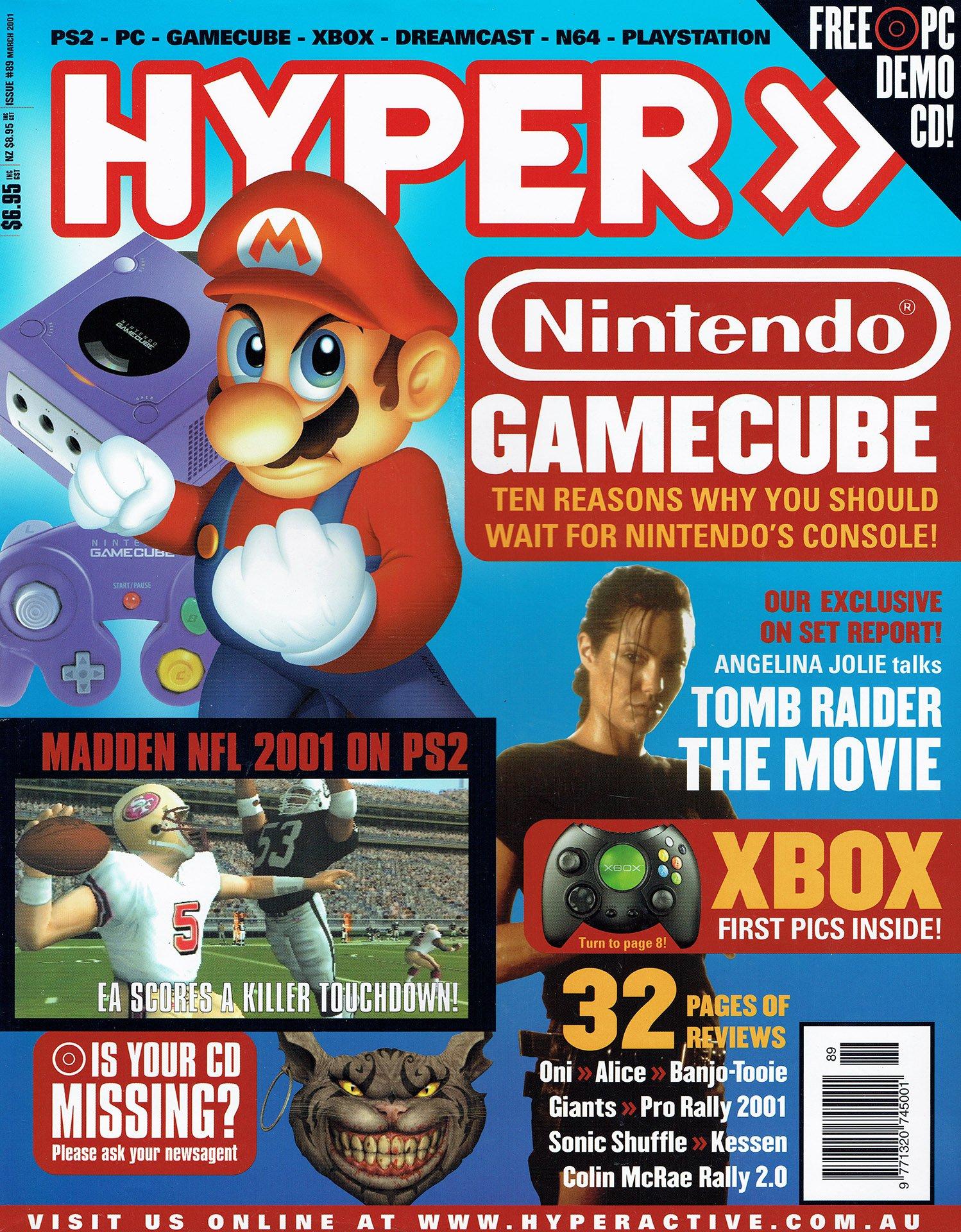 Hyper 089 (March 2001)