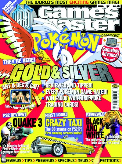 GamesMaster Issue 106 (April 2001)