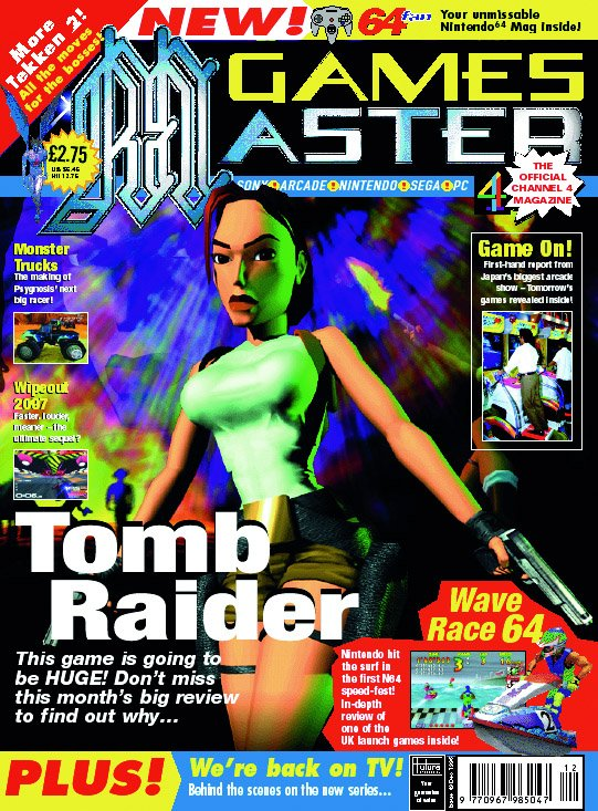 GamesMaster Issue 049 (December 1996)