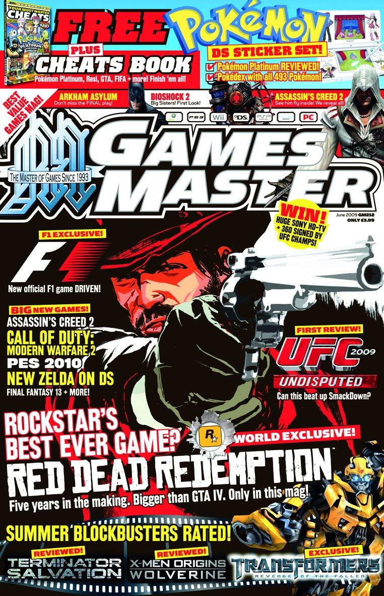 GamesMaster Issue 212 (June 2009)