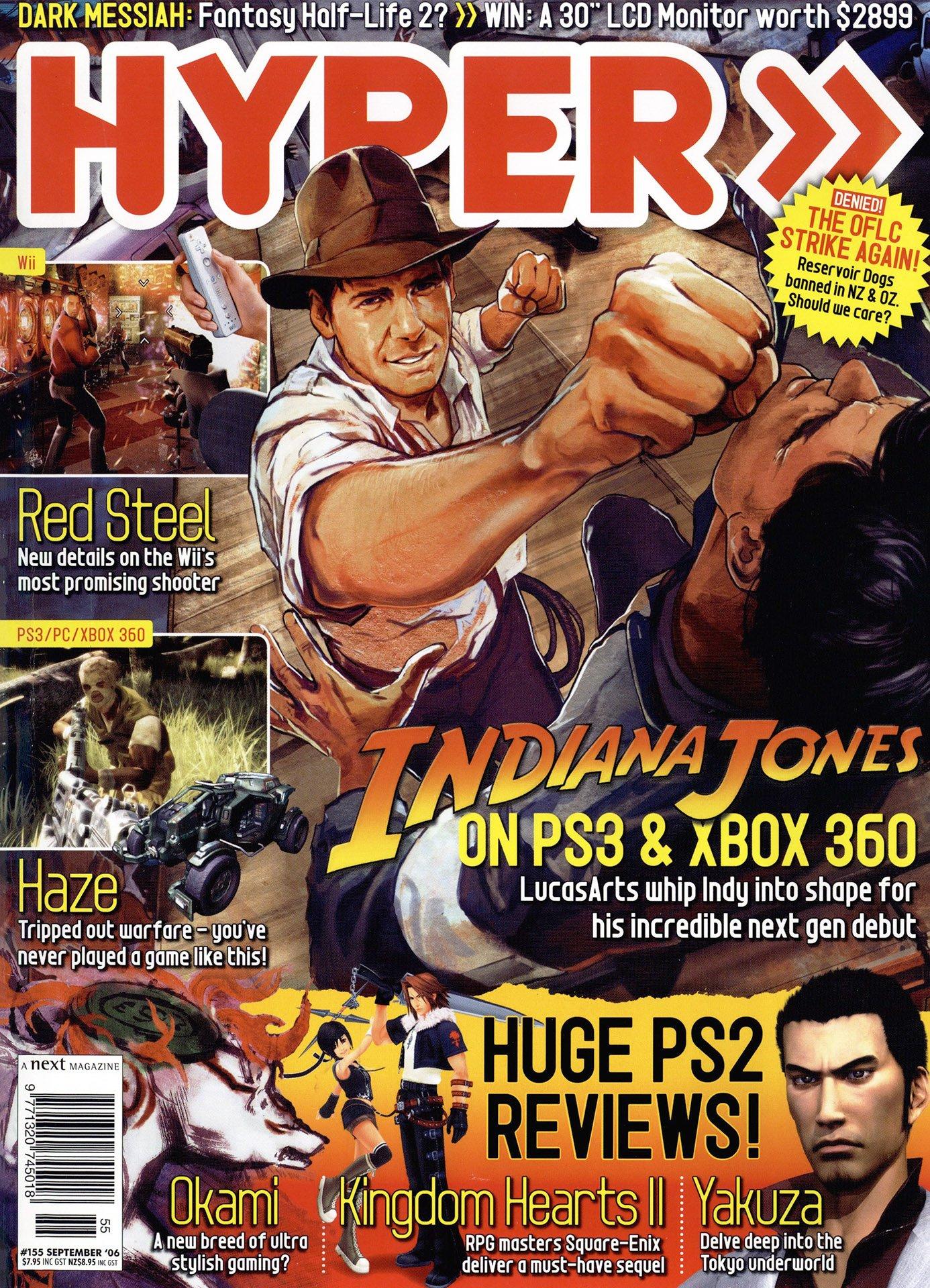 Hyper 155 (September 2006)