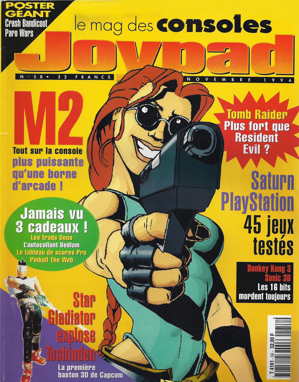 JoyPad Issue 58 Nov 1996