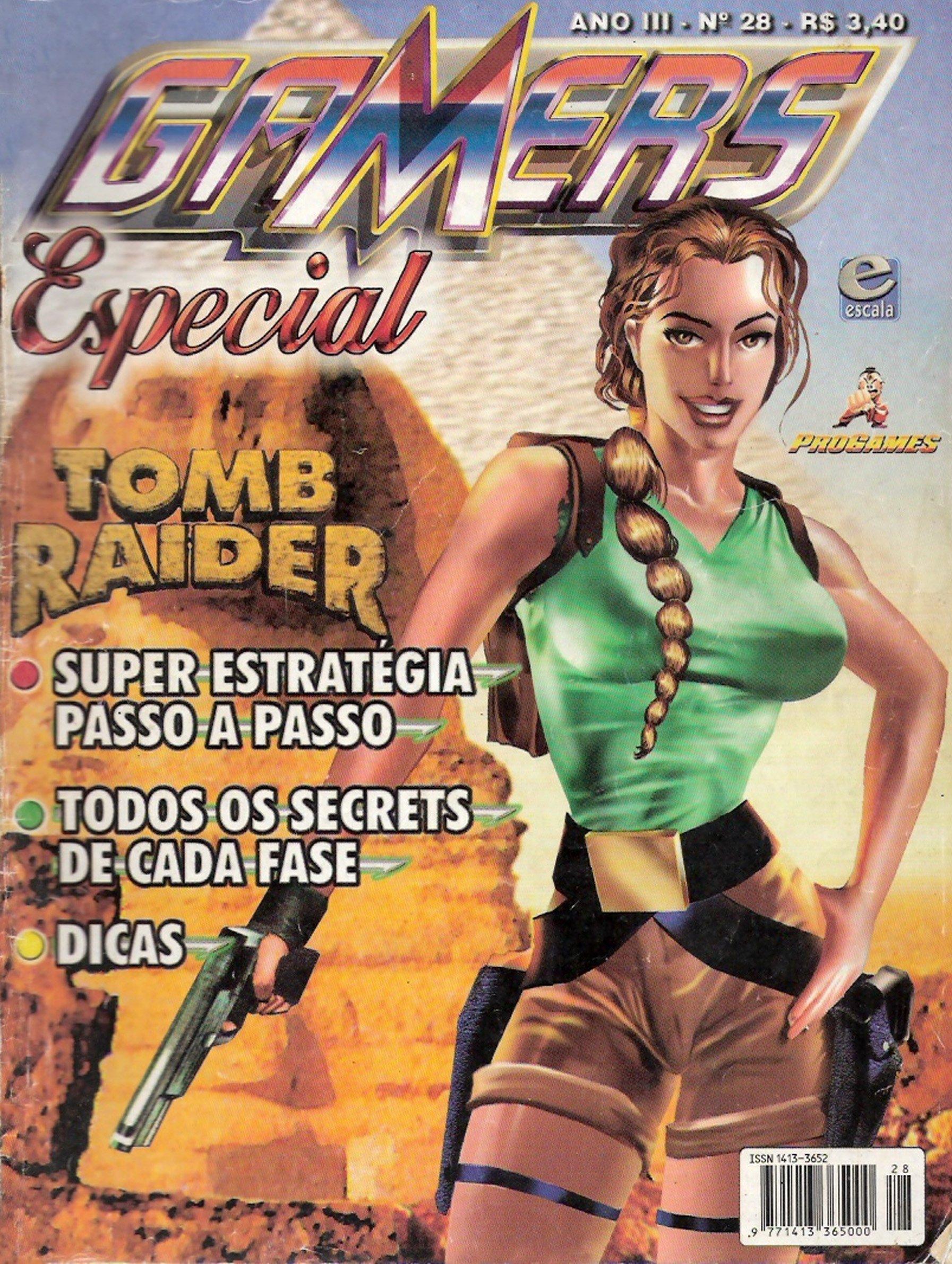 Gamers  Issue 28 (September 1998)