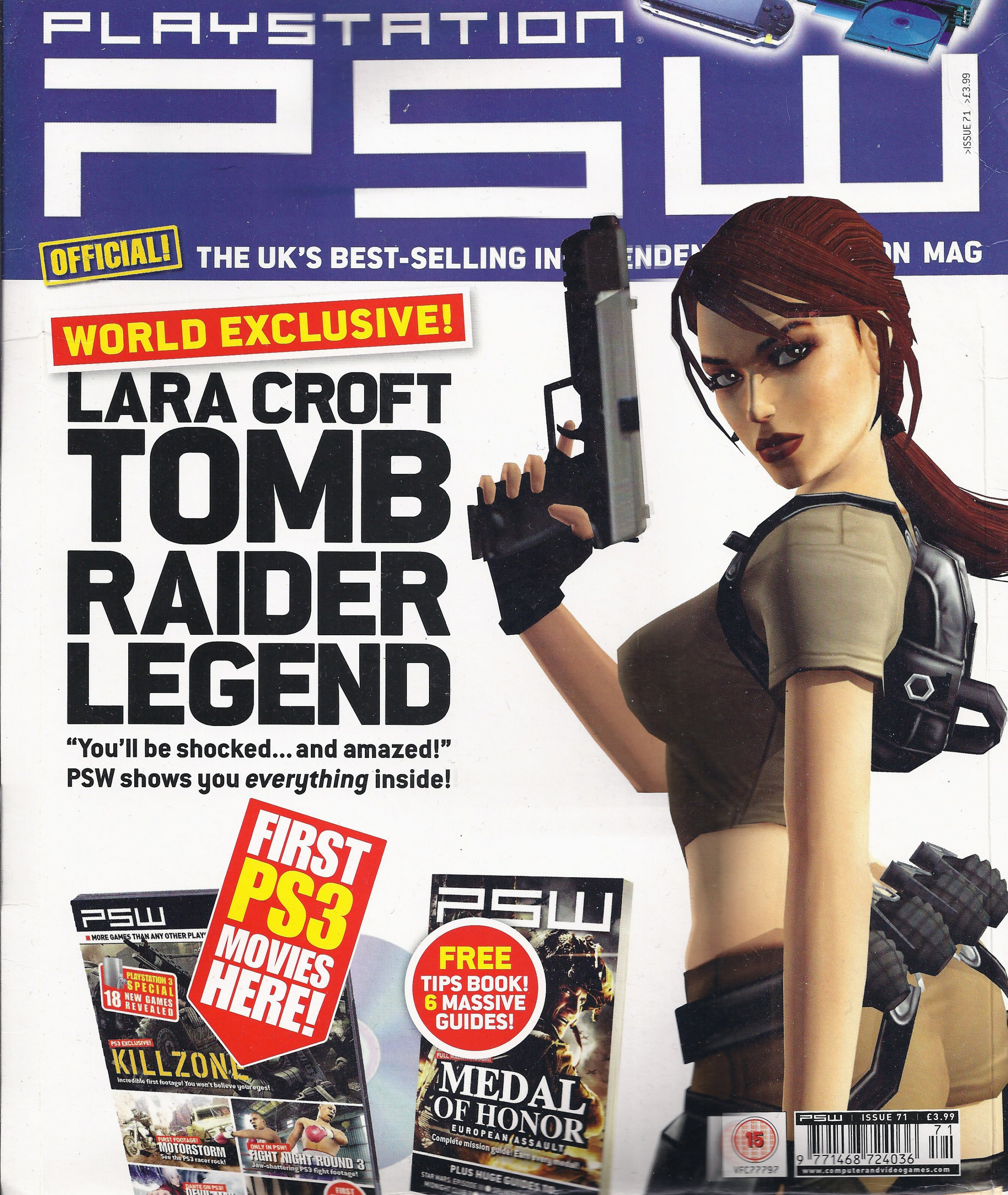 PSW Issue 71 (July 2005)