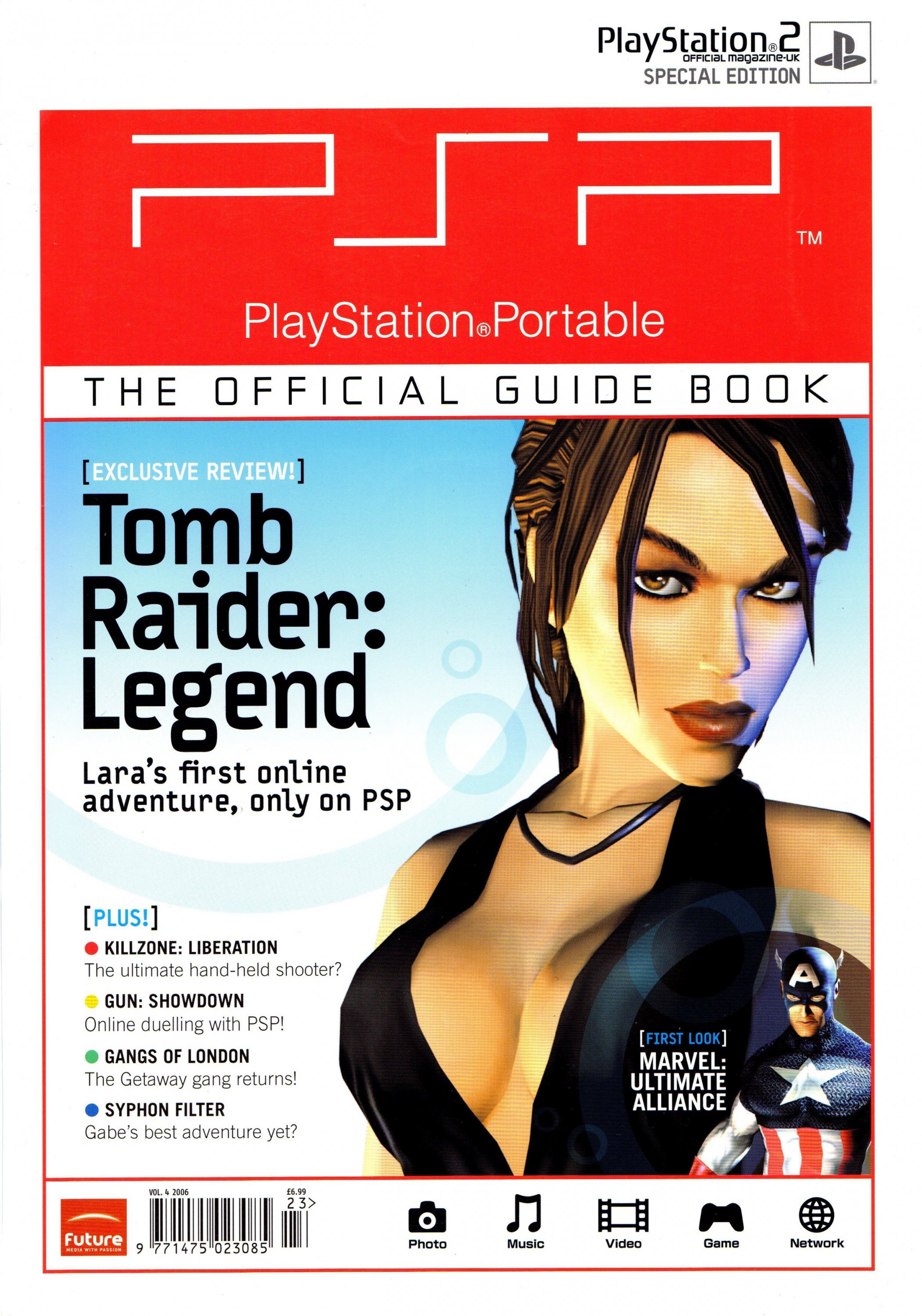 PSP the Official Guide Issue 23 (2006)