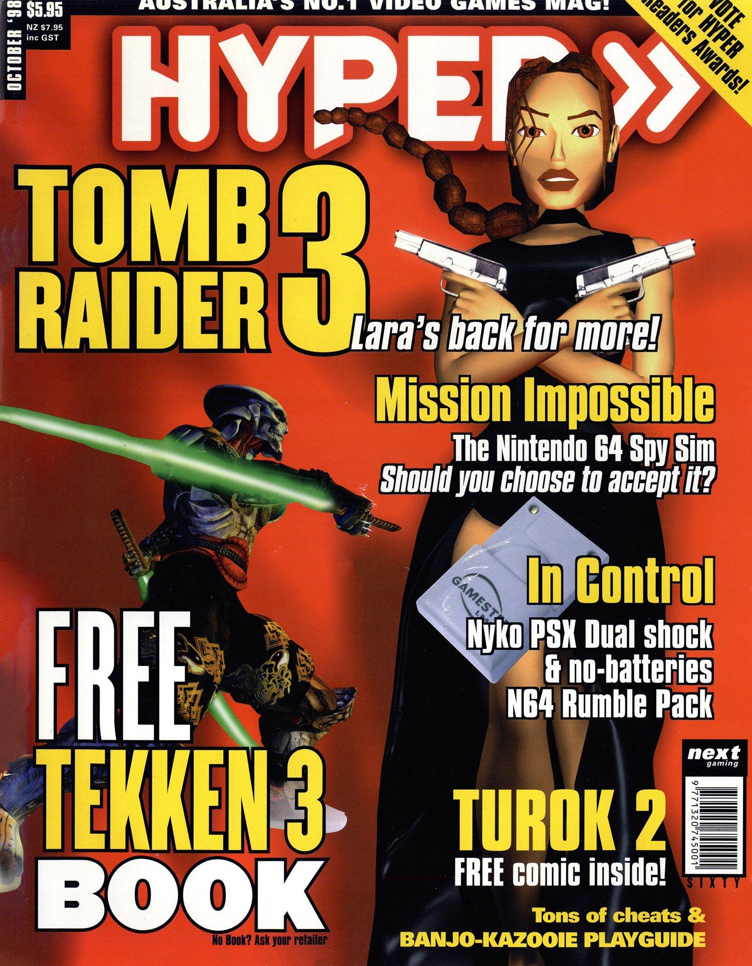 Hyper 060 (October 1998)