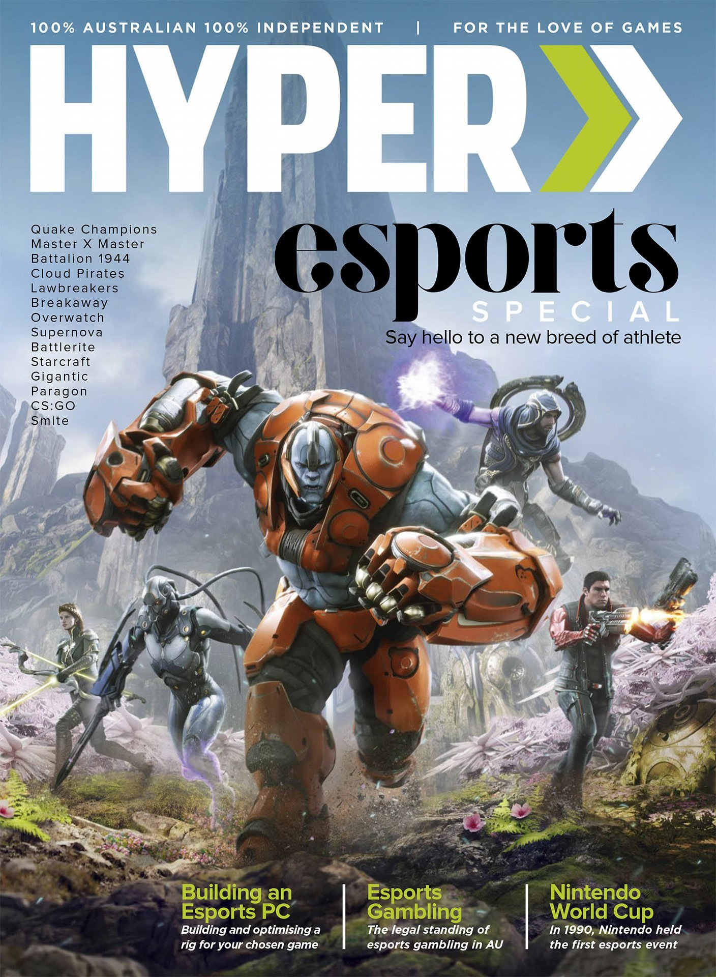 Hyper 265 (January 2017)