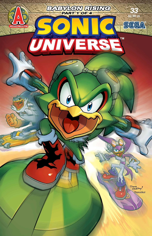 Sonic Universe 033 (December 2011)