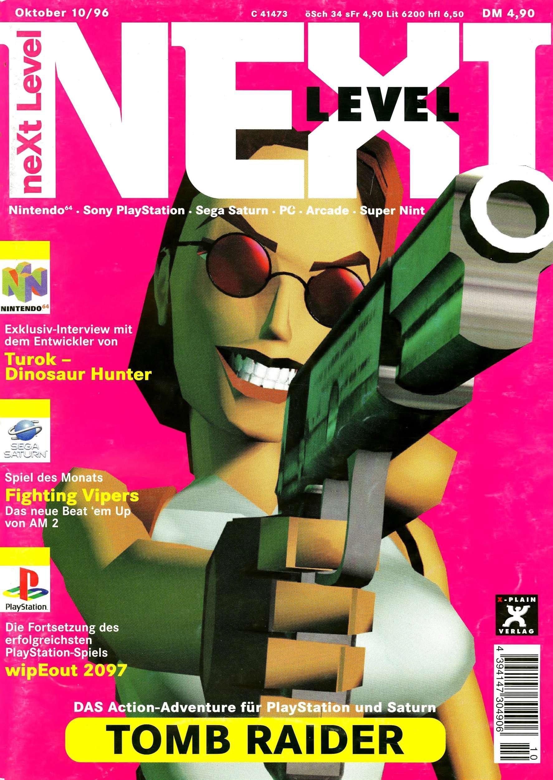 Next Level Oct 1996