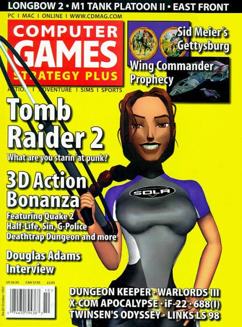 Computer Games Strategy Plus Issue 083 (October 1997)