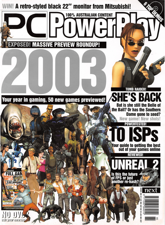 PC PowerPlay 085 (April 2003)