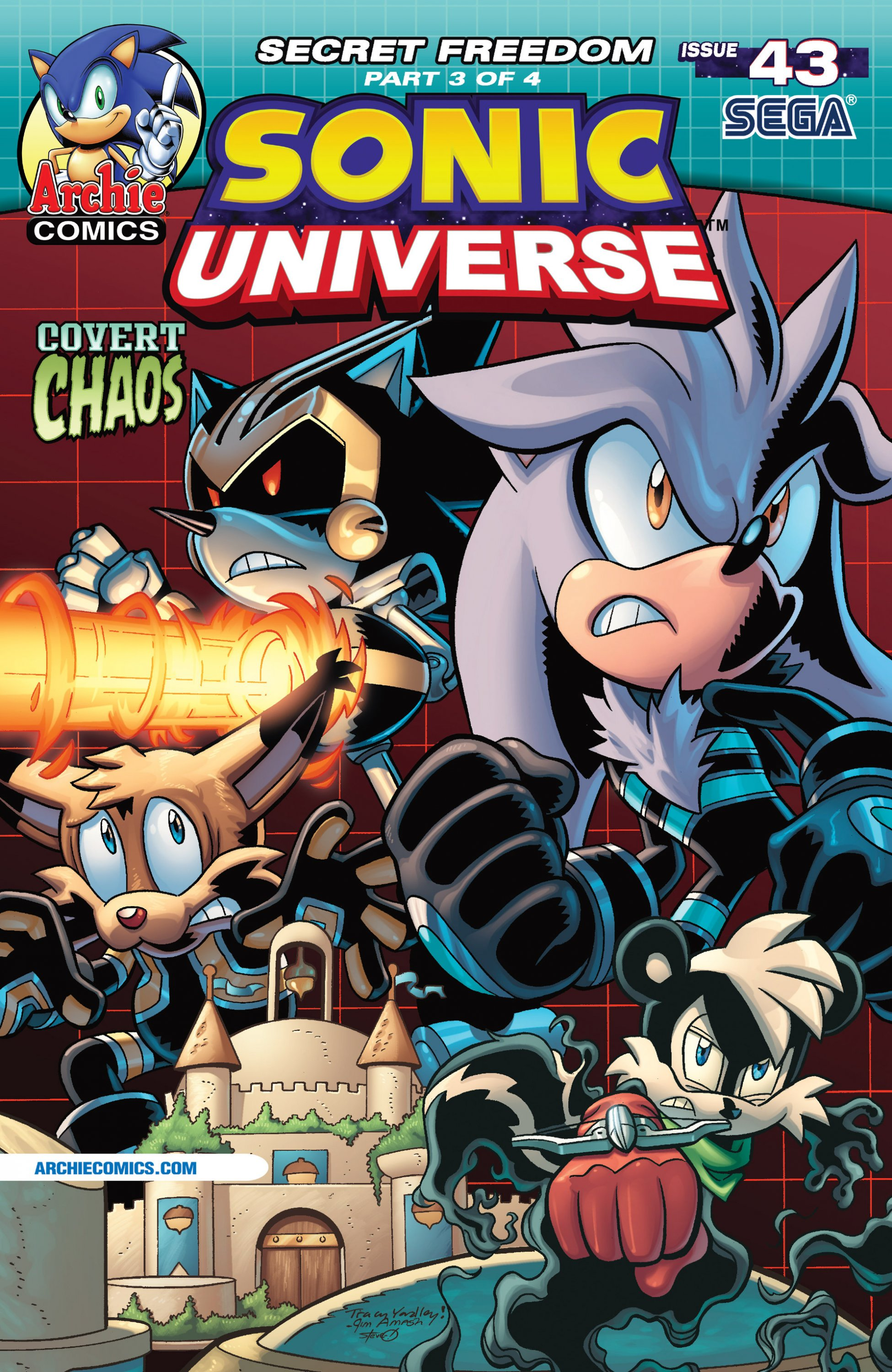 Sonic Universe 043 (October 2012)