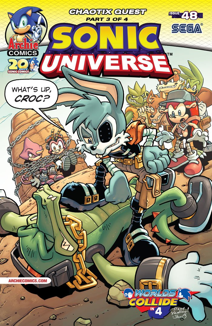 Sonic Universe 048 (March 2013)