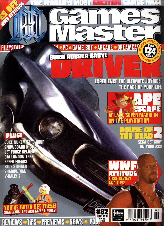 GamesMaster Issue 082 (June 1999)