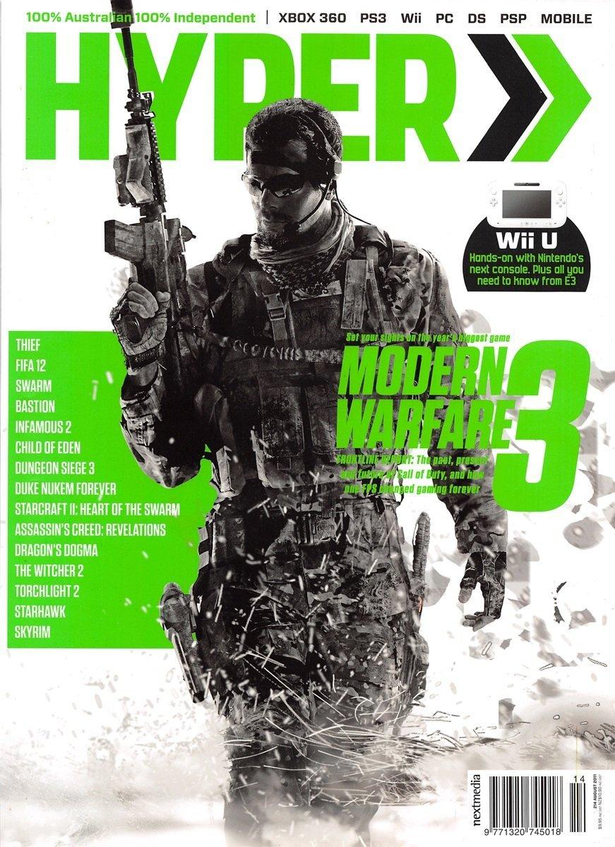 Hyper 214 (June 2011)