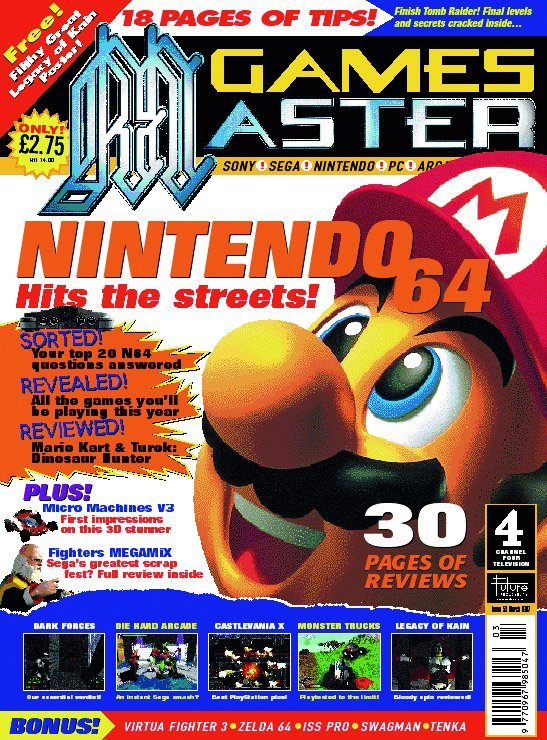 GamesMaster Issue 053 (March 1997)