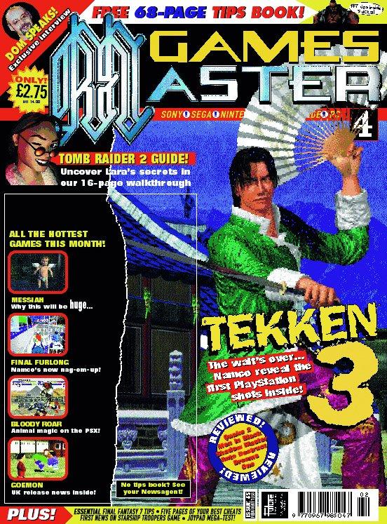 GamesMaster Issue 065 (February 1998)