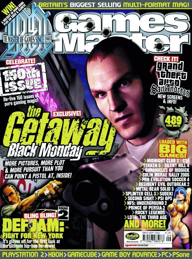 GamesMaster Issue 150 (September 2004)