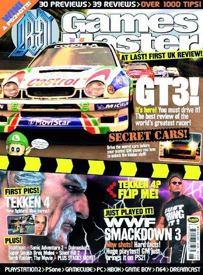 GamesMaster Issue 110 (August 2001)