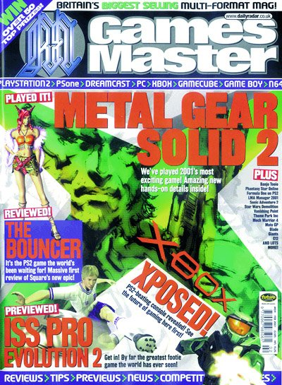 GamesMaster Issue 104 (February 2001)
