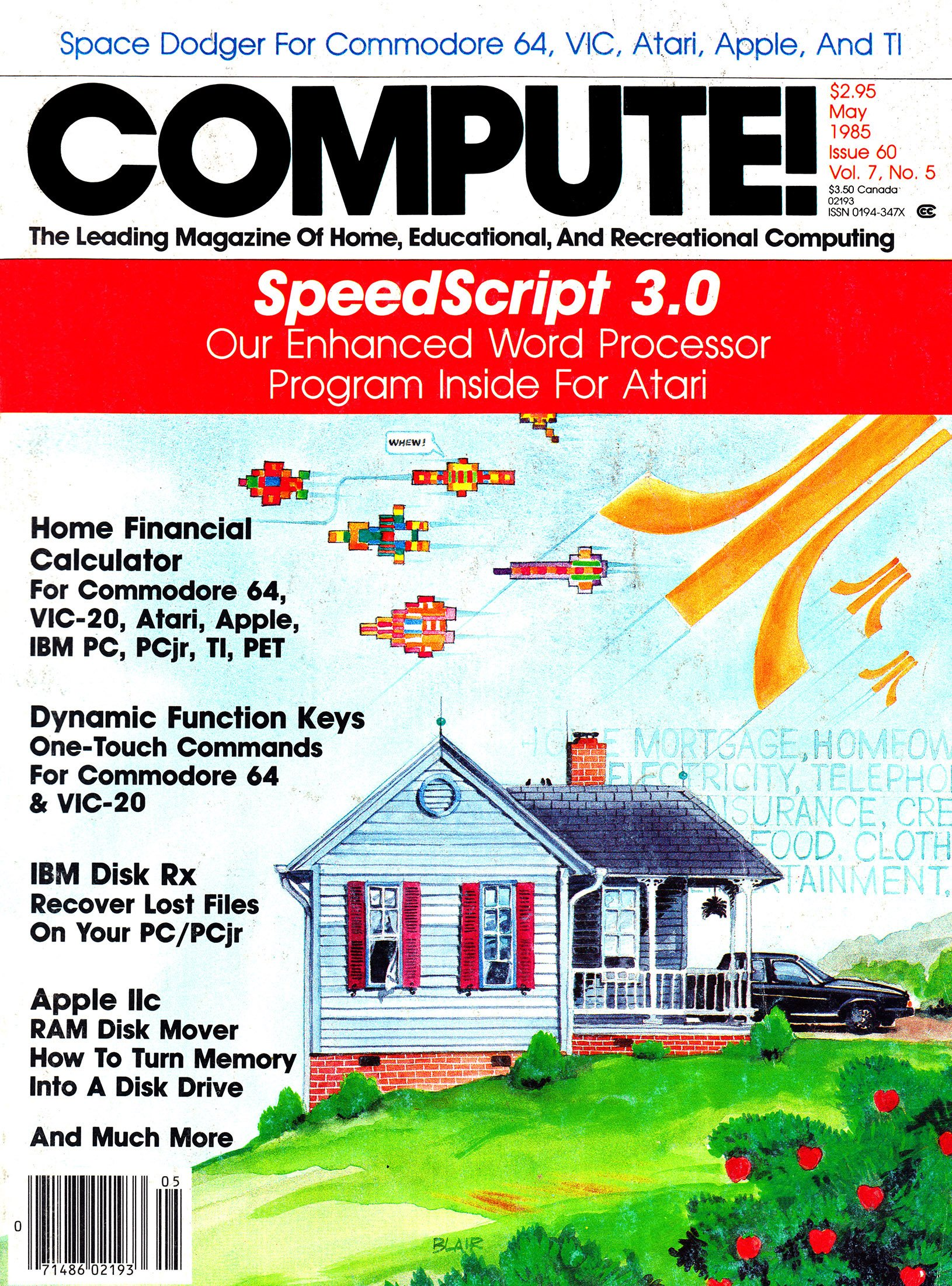 Compute! Issue 060 Vol. 7 No.5 (May 1985)