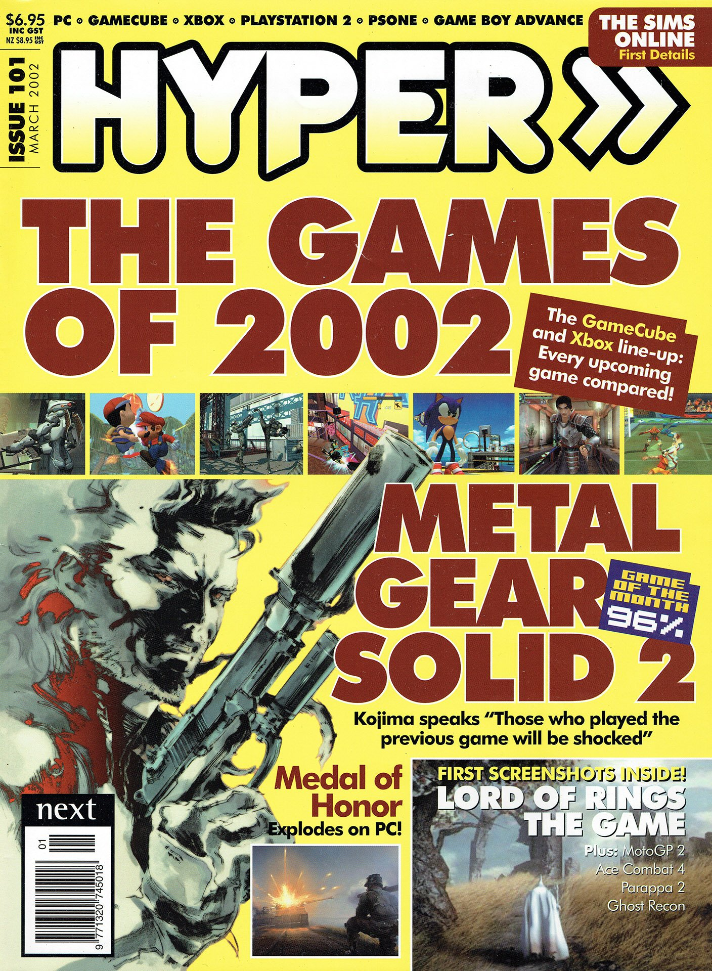 Hyper 101 (March 2002)