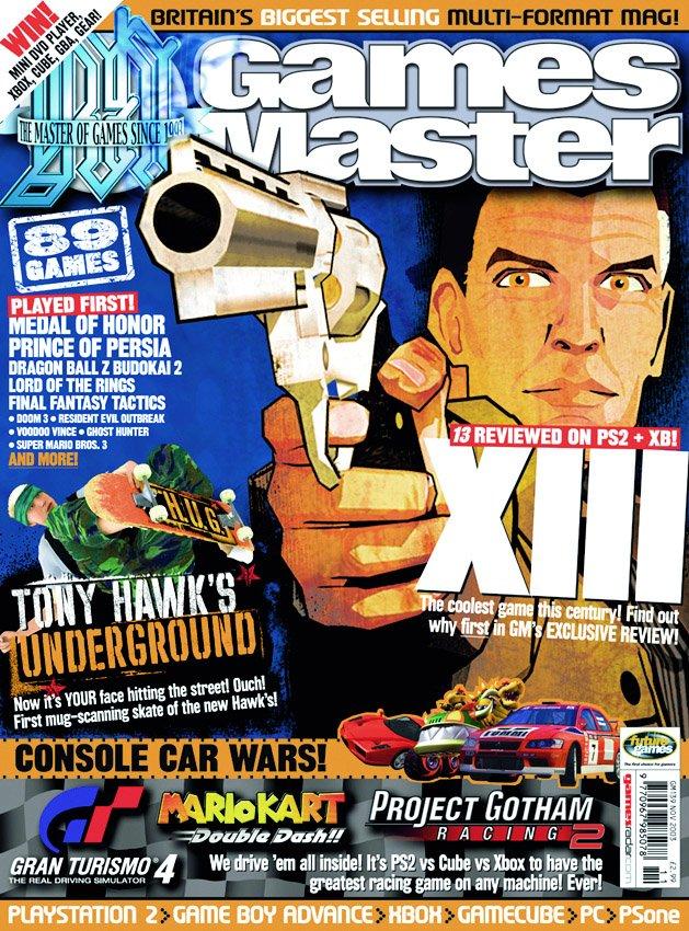 GamesMaster Issue 139 (November 2003)