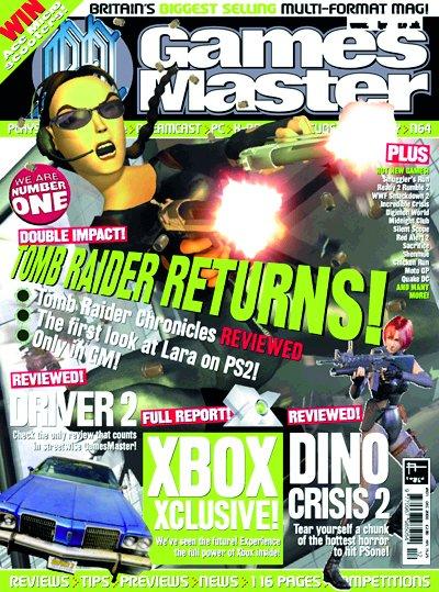 GamesMaster Issue 101 (December 2000)