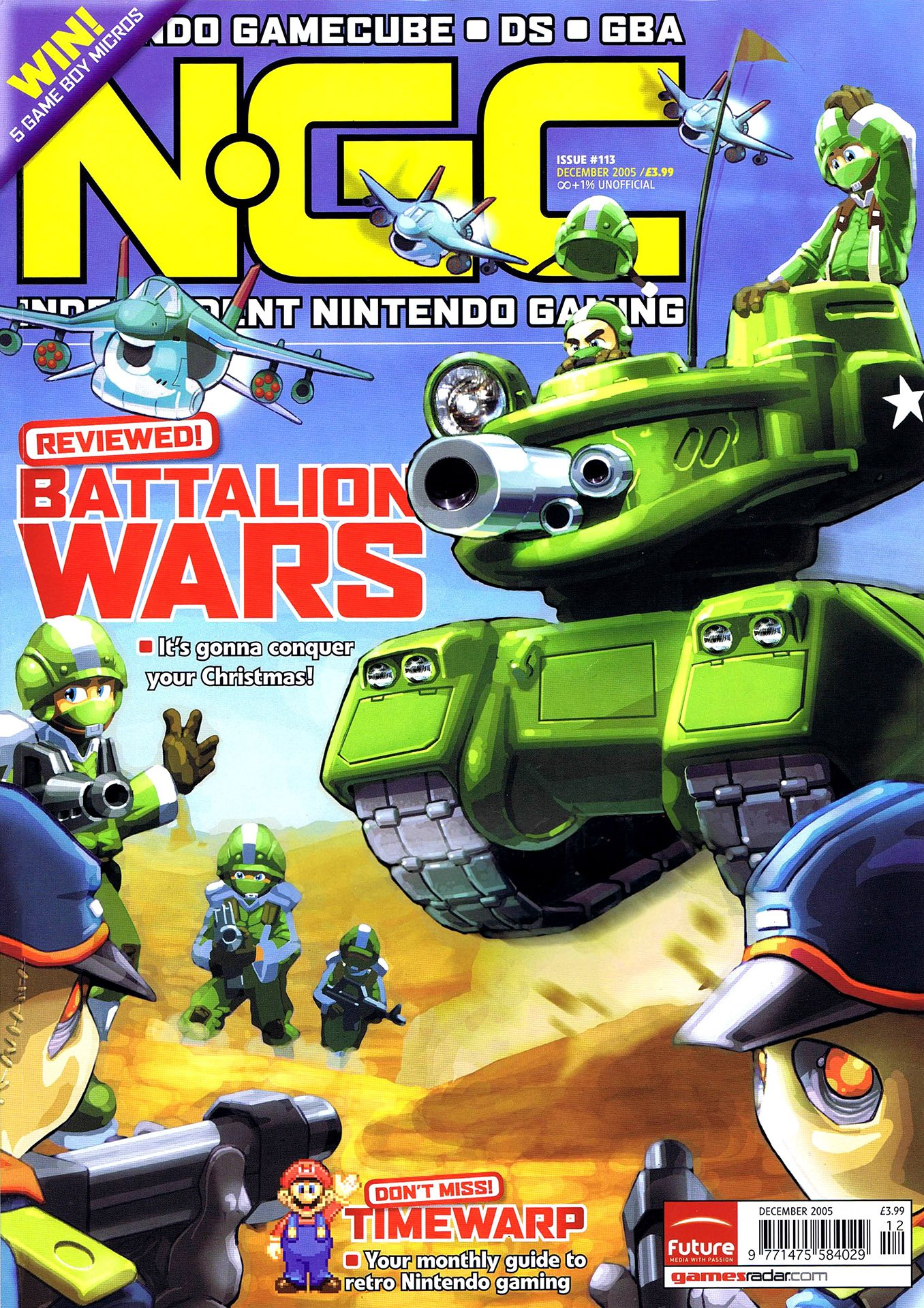 NGC Issue 113 (December 2005)