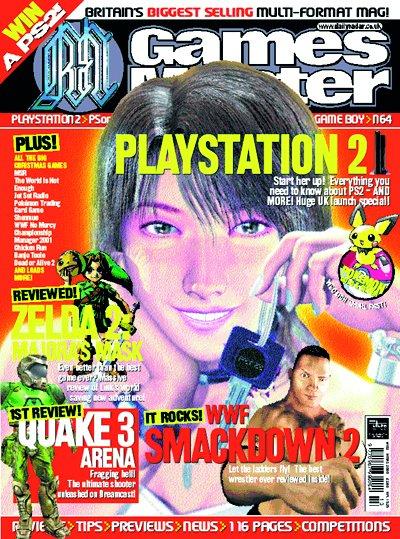 GamesMaster Issue 102 (Christmas 2000)