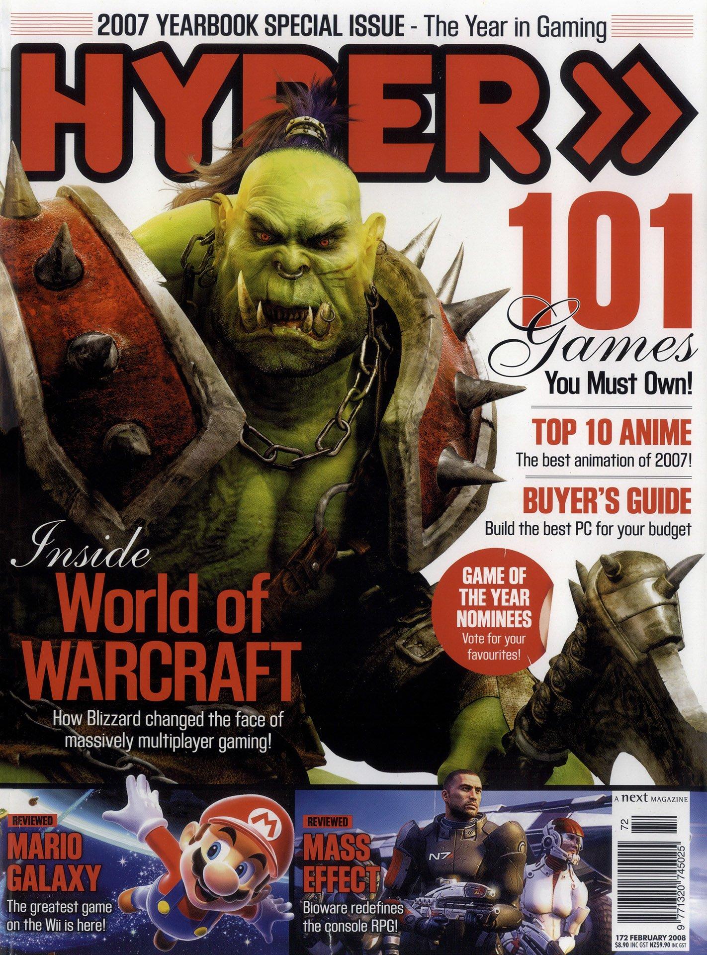 Hyper 172 (February 2008)