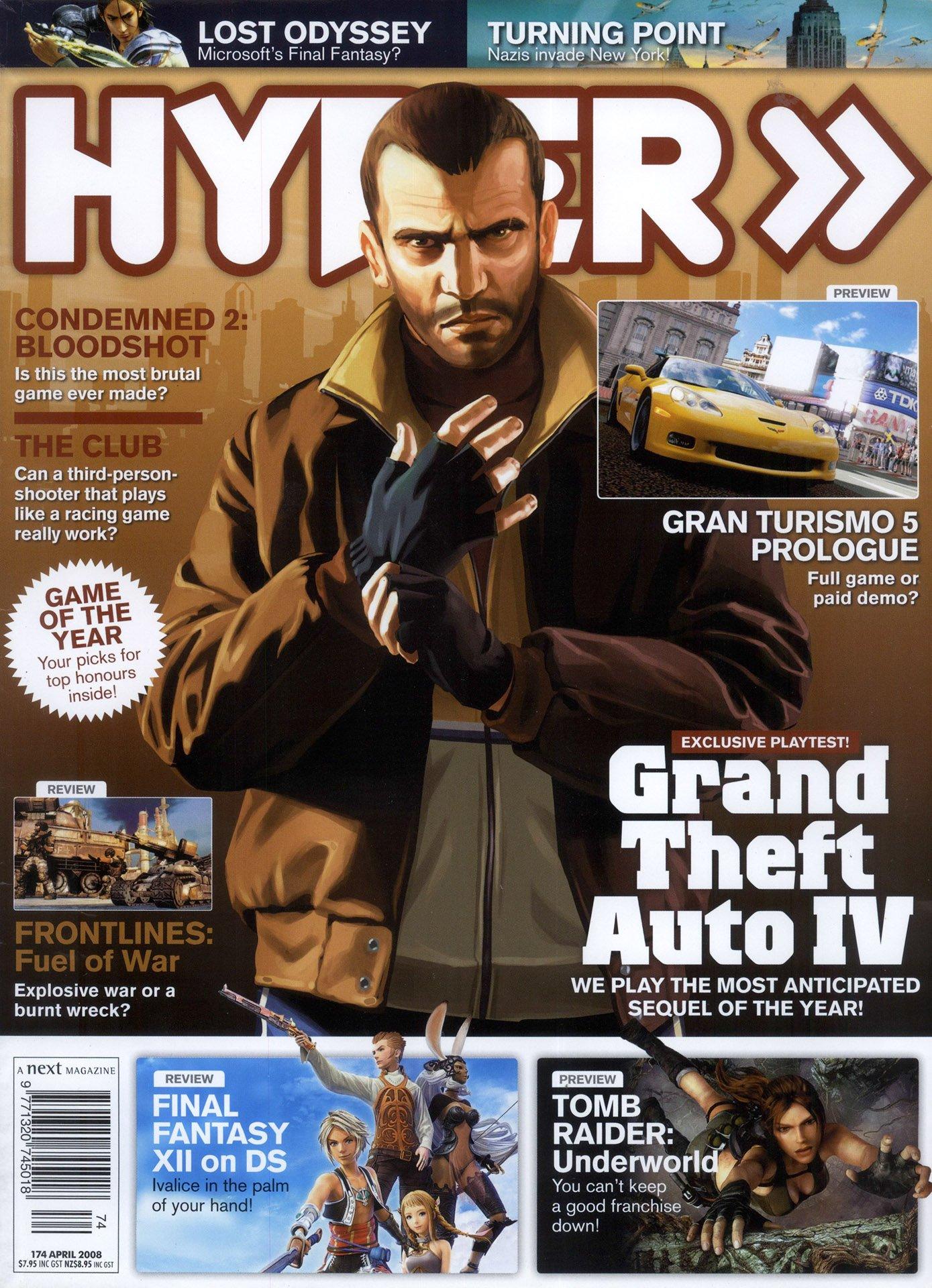 Hyper 174 (April 2008)