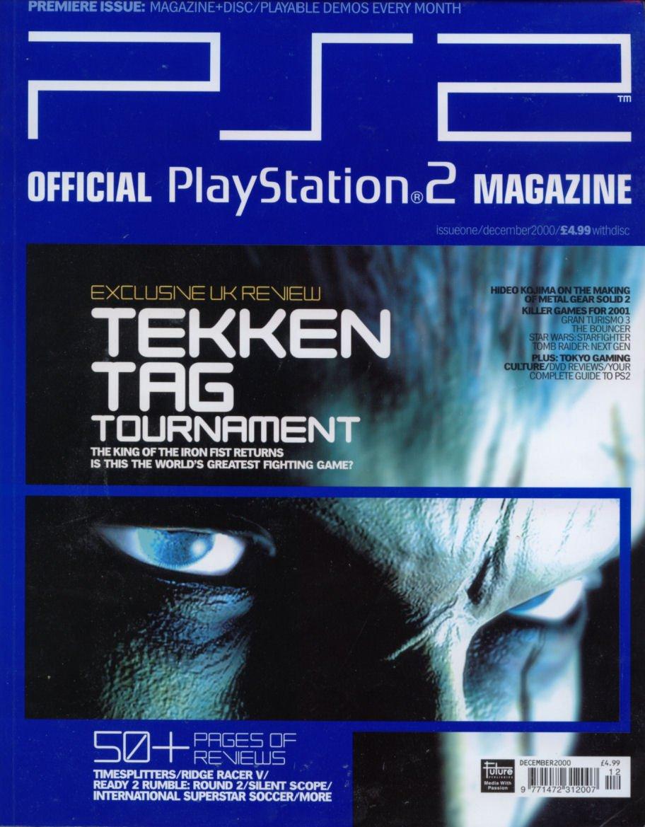 Official Playstation 2 Magazine UK 001 (December 2000)