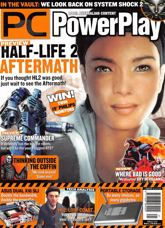 PC PowerPlay 121 (January 2006)