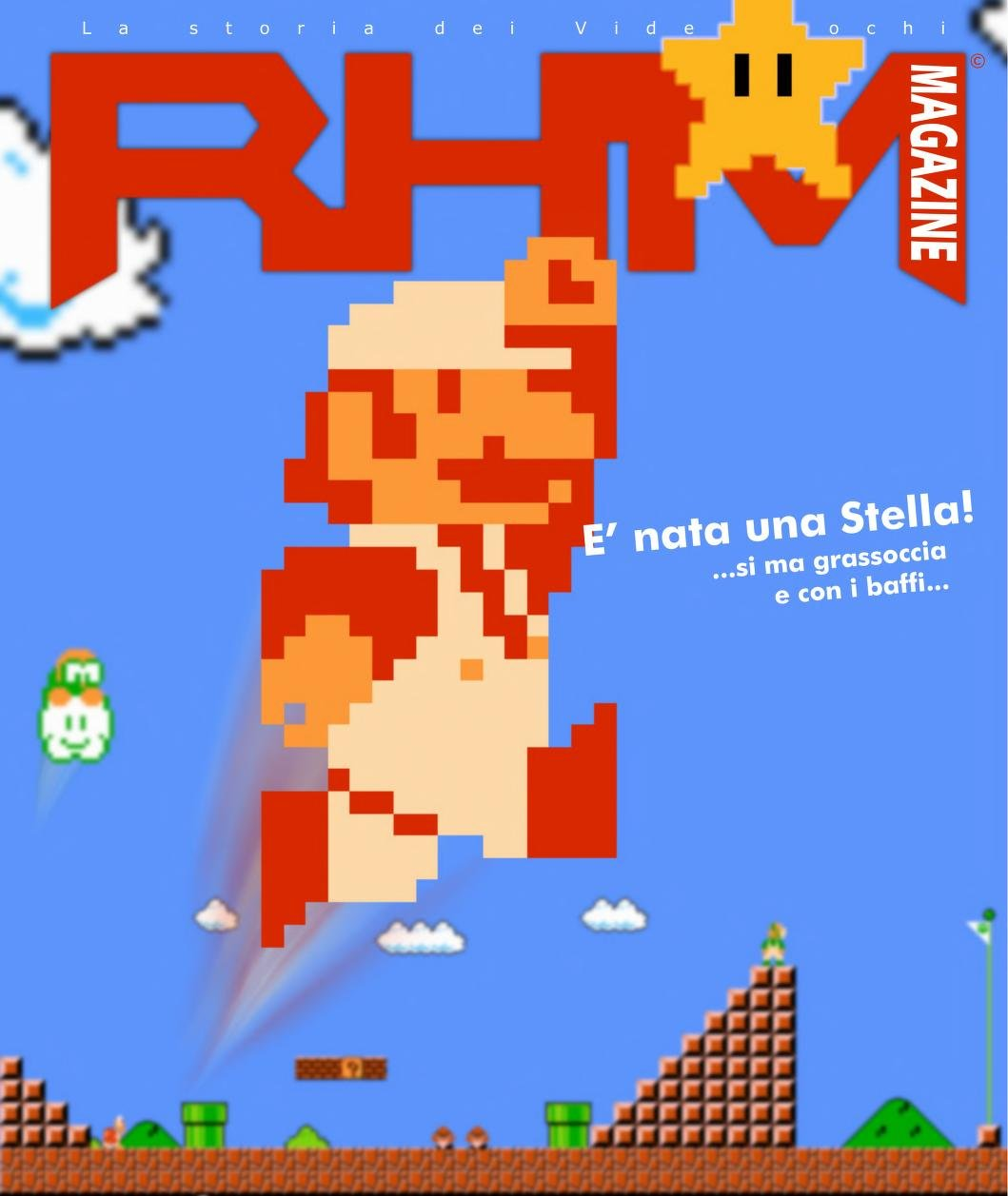 RHMagazine #01