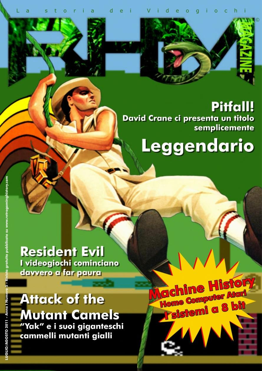 RHMagazine #05 (July/August 2011)