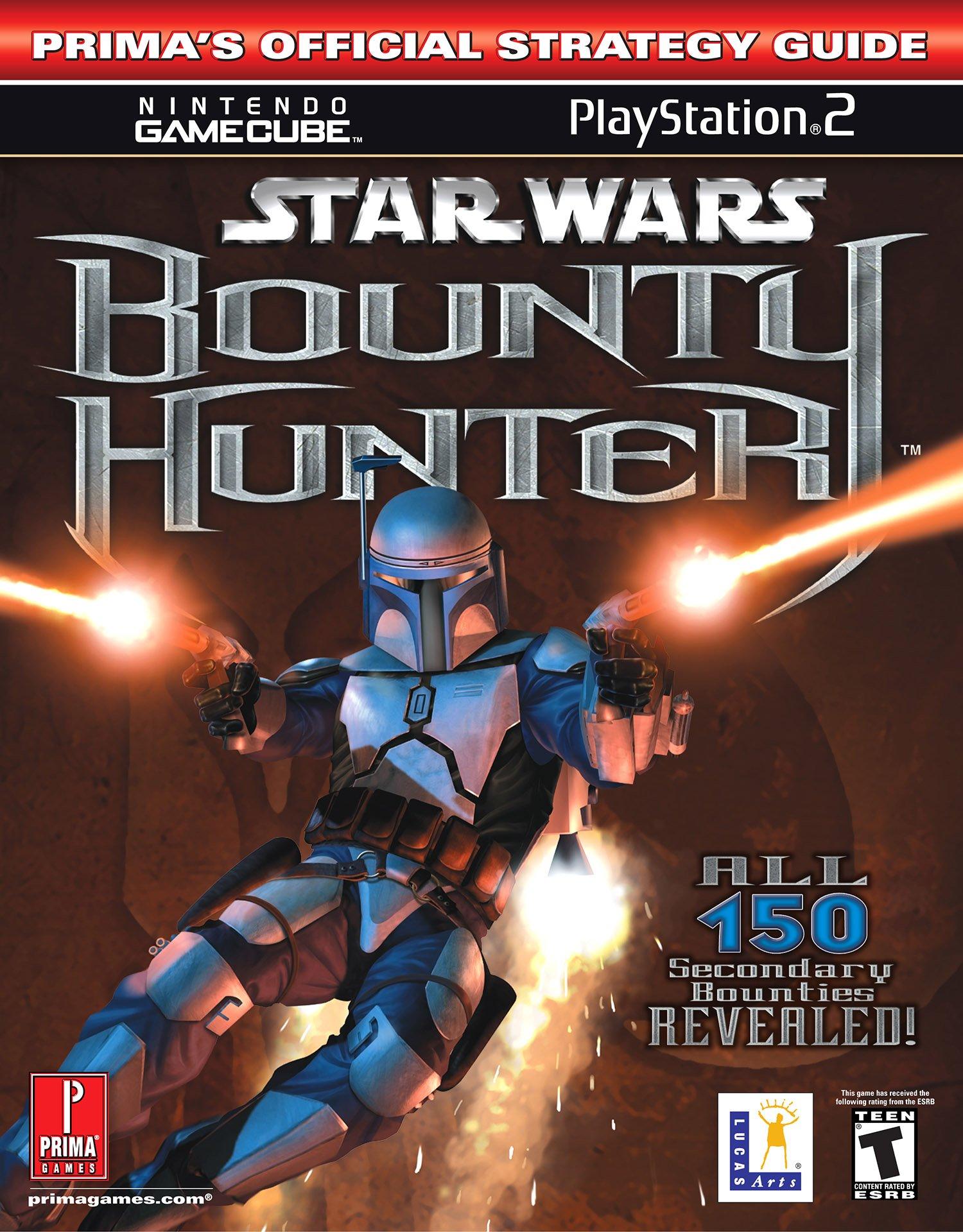 Star Wars - Bounty Hunter