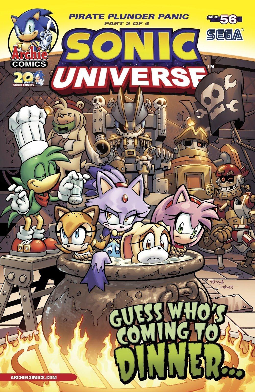 Sonic Universe 056 (November 2013)