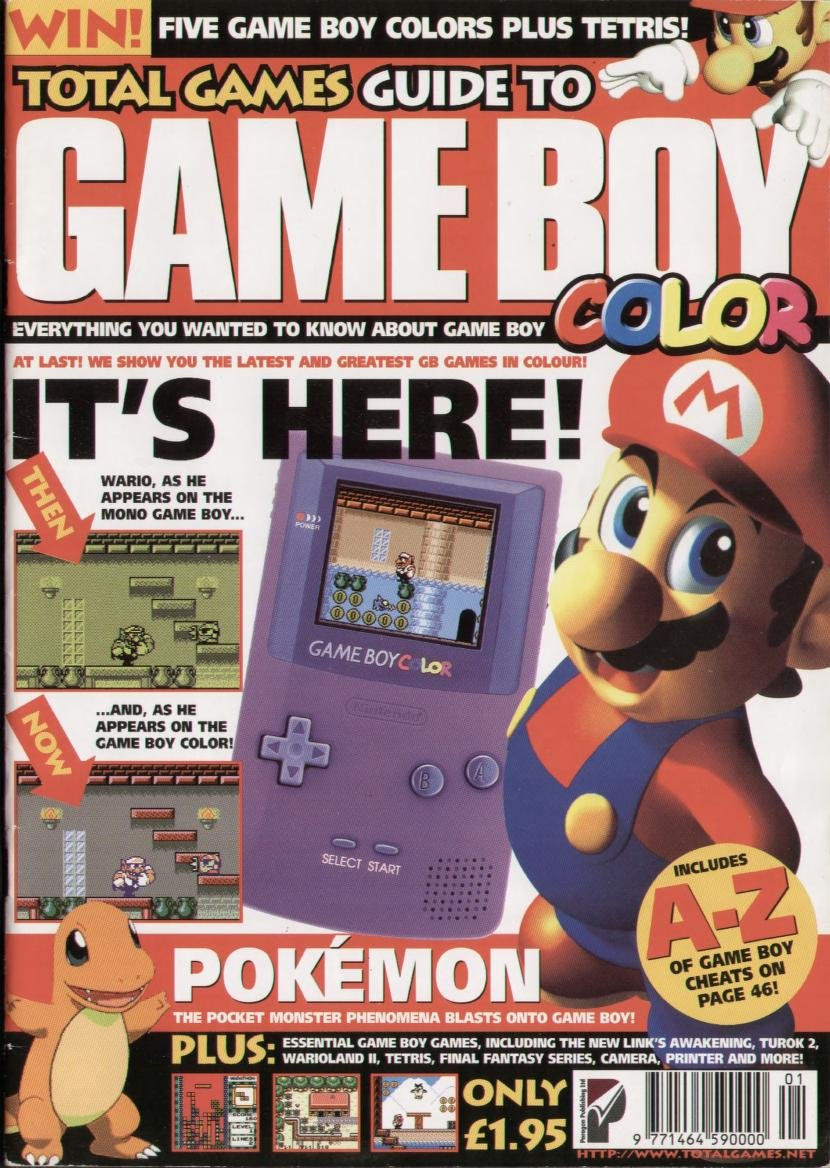 Total Game Boy Issue 01