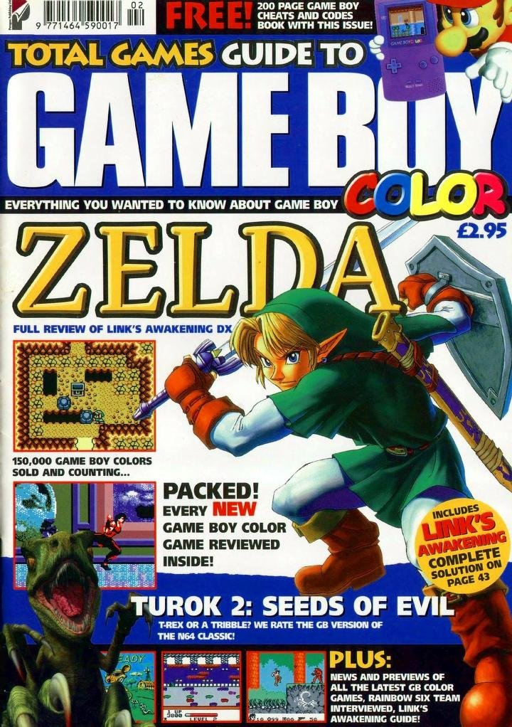 Total Game Boy Issue 02