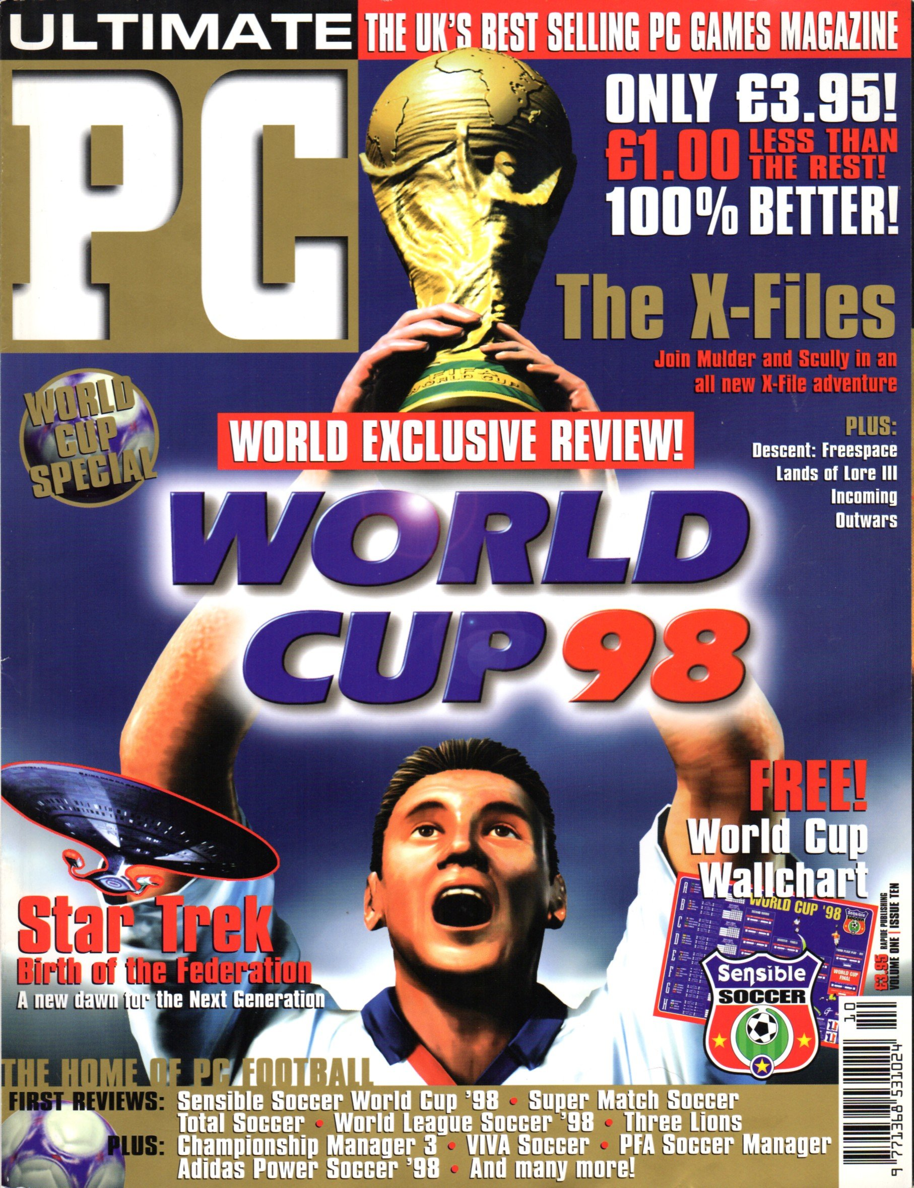 Ultimate PC Volume 1 Issue 10 (June 1998)