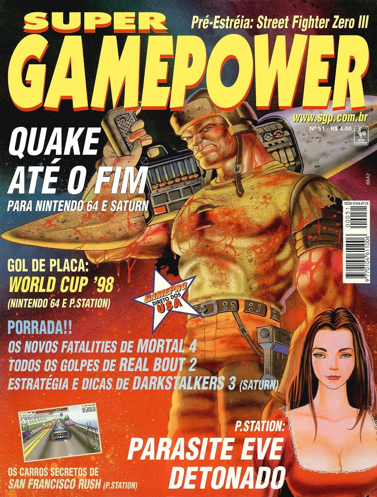 SuperGamePower Issue 051 (June 1998)
