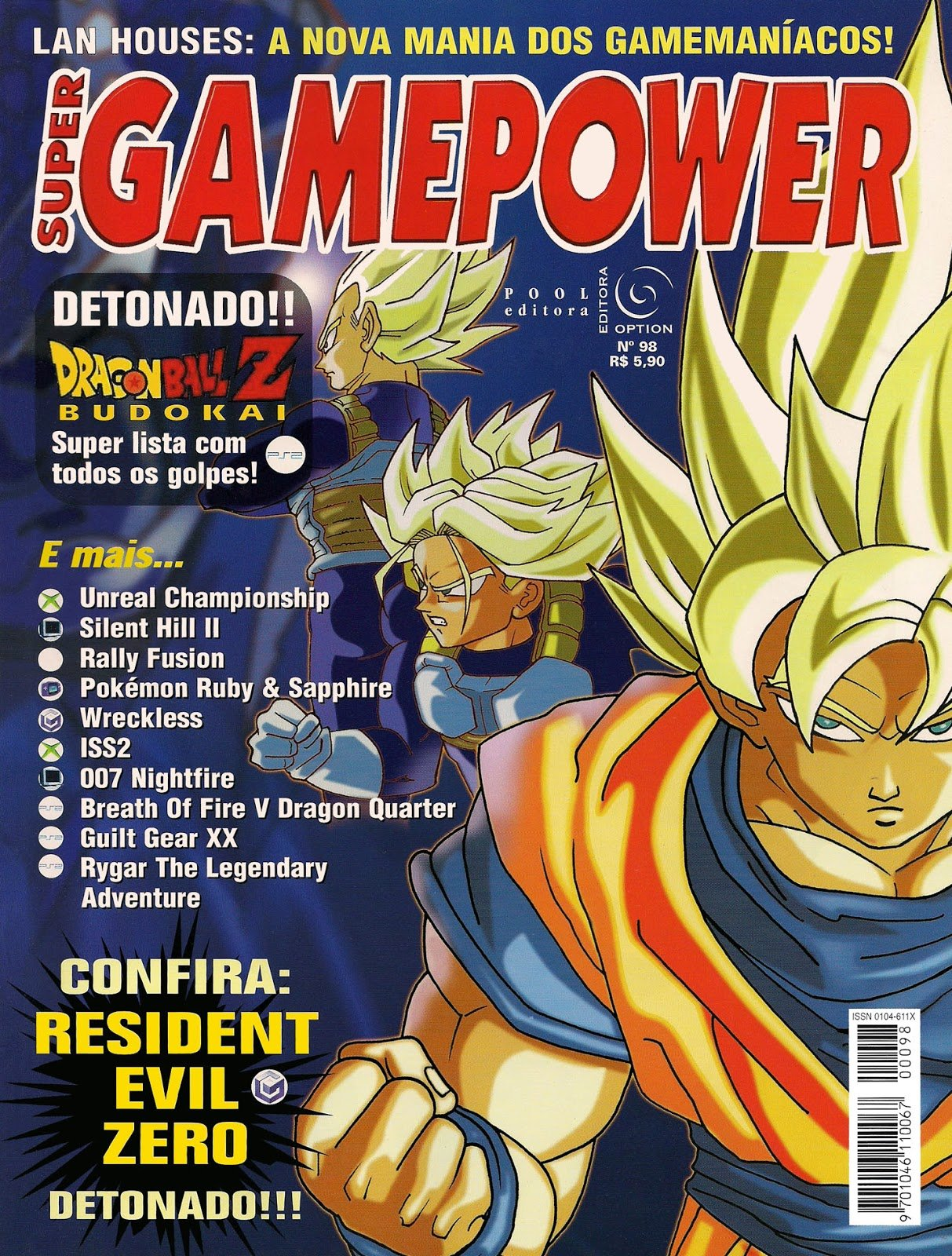 SuperGamePower Issue 098 (December 2002 / January 2003)