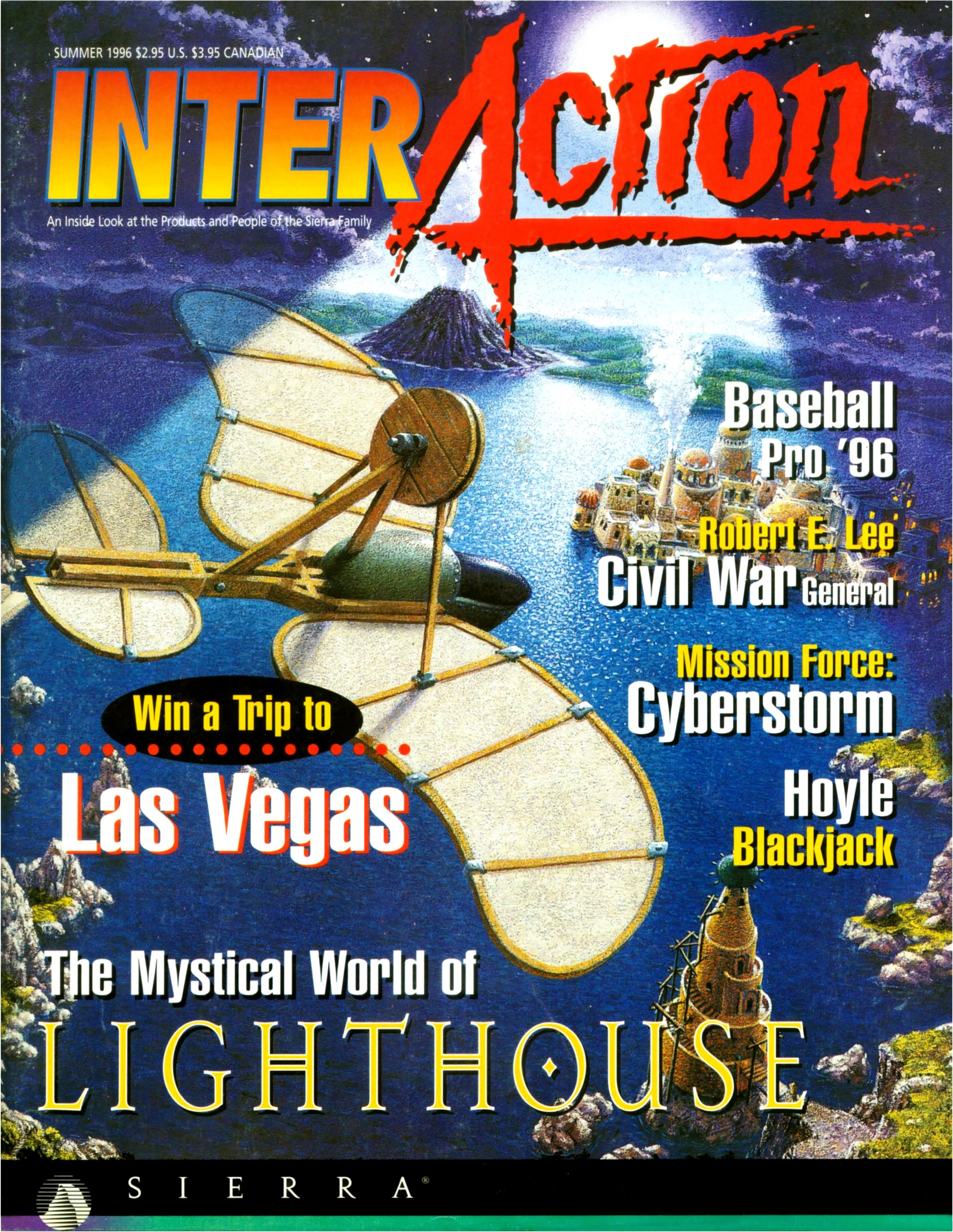 InterAction Issue 27 (Volume 9 Number 1) Summer 1996